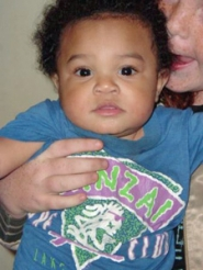 by: Special to, Stefeno Martinez, 8 months, was abandoned at a Gresham motel early Friday. His father came forward later in the day.