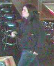 by: Special to, Police are looking for help identifying this potential witness to a robbery at the Watering Hole II Wednesday.
