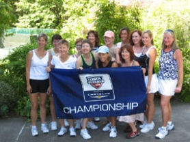 by: Submitted photo, Members of Mt. Park's 3.5 women's tennis team pose for a team photo after winning sectionals last week. Team members include Linda Thorsen, Penny Dam, Corinne Mitchell, Joanne Criscione, Gigi Chadwick, Michele Smith, Kathleen Autrey, Nancy Garlock, Diana Miller, Lynn Sosa, Cheryl Hansen, Kristin Campbell, Sally Ward, Erin Prince and Lorie Yavorsky.