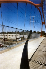 by: Steve Relei, From the center span of the three bridges -- this one, over McLoughlin Blvd.
