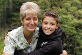 by: Barbara Adams, Tami Latham of Eagle Creek says she cherishes every moment with her 10-year-old son, Tanner, since she was diagnosed with breast cancer five years ago.