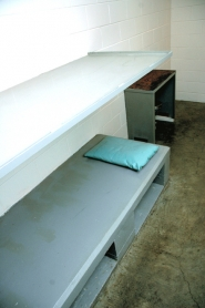 by: Patrick Sherman, While suspects go free, 84 beds like this one sit empty due to a lack of staffing.