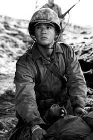 by: COURTESY OF PARAMOUNT PICTURES, Ryan Phillippe plays John Bradley of the U.S. Army  in a Clint Eastwood film about the six soldiers who raised the flag on Iwo Jima.