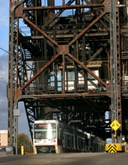 by: Jim CLARK, For long-term and earthquake safety, two east-side ramps to the Steel Bridge — one for light rail, the other for vehicles — need repairs, to the tune of $1.5 million. City Commissioner Sam Adams plans to ask for half of it from the City Council, with TriMet paying the rest.