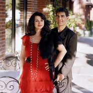 by: Photo courtesy of Luck Media, Tualatin couple Beth Donnelly and Doug Feller have been making music for most of their lives and released a CD in October 2005.