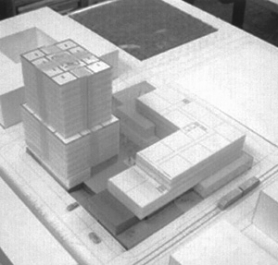 by: Courtesy of Homer Williams, One developer's idea for a Frank Gehry-designed complex of affordable housing at Northwest 12th Avenue and Northrup Street never got off the ground.