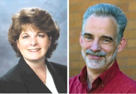 by: , Two letter writers take issue with the Tribune's endorsement of Karen Minnis (left) and urge a vote for her Democratic opponent, Rob Brading.