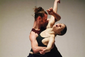 "by: ©2006 GADI DAGON, ""Simple,"" ""naked"" and ""jungle"" are a few of the words that come to mind as rehearsal director Luc Jacobs describes Batsheva."