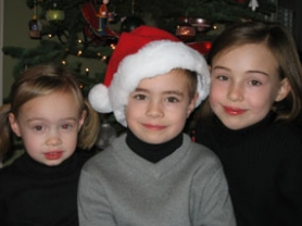 by: submitted photo, This family photo was submitted last year for the Review's holiday pages