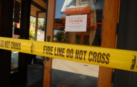 by: Vern Uyetake, The fire last August at Manzana Rotisserie Grill apparently was started by a former employee trying to cover his tracks.