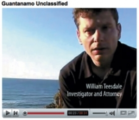 by: Courtesy of YouTube, William Teesdale, an investigator with the federal public defender&#8217;s office in Portland, recorded a statement from Guantánamo Bay, Cuba, that&#8217;s part of a <span class=&quot;visible_link&quot;><a href=&quot;http://youtube.com/watch?v=D5E3w7ME6Fs&quot; target=&quot;_blank&quot;>video</a></span> available on YouTube about the case of Adel Hamad. Hamad has been held at the U.S. base at Guantánamo since 2003. New information in a legal journal indicates Hamad and other detainees represented by Portland lawyers could be released.