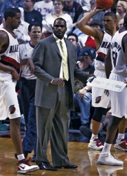 by: JIM CLARK, Blazer coach Nate McMillan may have left columnist Dwight Jaynes unimpressed after a game against the San Antonio Spurs earlier this month, but one reader who was at the game says McMillan and his developing team are going a good job and just waiting to jell.