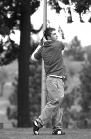 by: Bill Wilson, Josh Hardin enters the 2007 campaign as Sandy's top golfer despite a recent leg injury.
