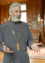"by: patrick sherman, Father Matthew Tate, senior priest and rector of the Eastern Orthodox Church of the Annunciation in Milwaukie, discusses how he was ""drawn"" to the Orthodox faith."