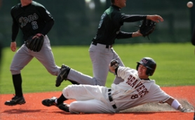 by: DENISE FARWELL, Jason Ogata and the Oregon State Beavers had a tough time in the first two conference series, but they think they're back on track after taking two games from USC.