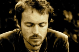 by: ©2007 ROBBIE FRY, Ireland's Damien Rice aims to send shivers down the spine at Thursday's Roseland show.