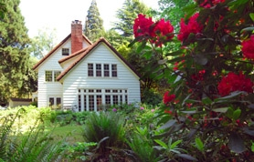 by: Vern Uyetake, The city-owned McLean House in West Linn provides space for anything from small picnics to large, lavish events with the rental of the house and property. The volunteer organization, Friends of McLean House, maintains the property for all to share.