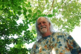 "by: Vern Uyetake, Jack DePue, who retired from his job teaching language arts, social studies and alternative education at Lakeridge High School in June, plans to finish writing his first novel by June 2008. DePue worked at Lakeridge for 25 years and is a self-described ""tree-hugger."""