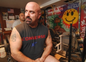 by: Vern Uyetake, Lake Oswego's Marc Caplan was one of the top weight-lifters in the country in the late '70s and early '80s. Then, he hurt his back and walked away from the sport for 21 years. Now, he's part of a group of local lifters who train in the basement of his home and they're making a habit of winning national titles.