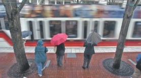 by: CHRISTOPHER ONSTOTT, The safety of the MAX line has become a hot topic among its riders. Readers differ on whether the elimination of Fareless Square is a way to deal with the situation.