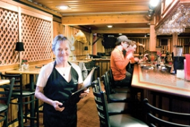 by: Carole Archer, Shirley Welton bought the long-running Tippy Canoe last year and spent the past several months transforming it into an appealingly casual restaurant.