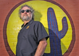 by: JIM CLARK, If Scott McCaughey ever runs out of music projects, one friend and collaborator jokes, he could have quite a career in politics, too.