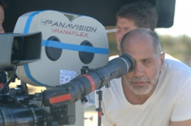"by: ©2008 RICHARD FOREMAN, Mexican writer and director Guillermo Arriaga hopes to wrap filming on ""The Burning Plain"" this week."