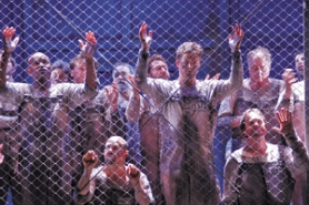 "by: ©2003 ROZARII LYNCH, For its next season, Portland Opera will perform Beethoven's ""Fidelio"" (above, as produced in Seattle), for which several singers already are lined up, along with a couple of Verdi nuggets and Benjamin Britten's ""The Turn of the Screw."""