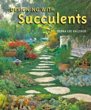 by: , Debra Lee Baldwin, author of a book on succulents, shares her insights in an upcoming symposium.