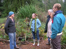 by: Cliff Newell, Brenna Bell of Tryon Life Community Farm and  friends of the cooperative farm community are gearing up to try to Re-Code Portland.
