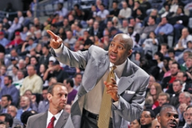 by: GARY DINEEN, Lester Conner, assistant coach of the Indiana Pacers, spent two years in Corvallis in the early '80s and then 13 years in the NBA. Now he could be a contender for OSU basketball's head coaching job.