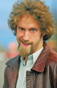 "by: COURTESY OF JOSH BLUE, Crafting comedy from unlikely topics – ""I have a little stem cell joke I do"" – is Josh Blue's specialty. Swimming riptides is not."