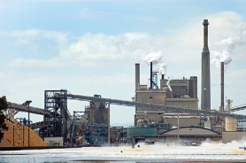 by: Rick Swart, The St. Helens Boise Paper Solutions pulp and paper mill, left, is bundled as part of Aldabra 2 Acquisition's $1.675 