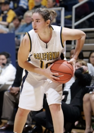 by: COURTESY OF UNIVERSITY OF CALIFORNIA BERKELEY, Lauren Greif's arrival at Cal two years ago has coincided with a rise in the program. The Golden Bears could garner a high seed when the NCAA Tournament field is announced later this month.