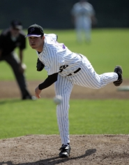 by: COURTESY OF UNIVERSITY OF PORTLAND, Senior Ari Ronick helps give the University of Portland pitching staff depth, and the team some hope, despite a 16-0 loss to Oregon State on Tuesday.