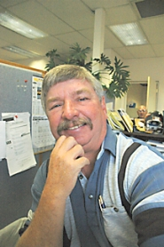 by: self-portrait, Sports Editor John Brewington