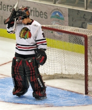 by:  L.E. BASKOW, It's been a long season for goalie Kurtis Mucha and the Portland Winter Hawks.