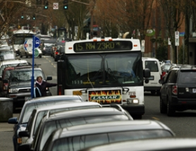 by: JIM CLARK, Some of TriMet's buses are 18 years old.