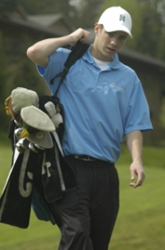 by: David Ball, Centennial junior Nick Chianello returns to the links this spring after tying for fifth at last year's Class 6A state tournament.