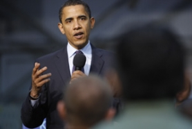 by: L.E. BASKOW, New Mexico Governor Bill Richardson formally endosed U.S. Sen. Barack Obama at a Portland rally Friday.