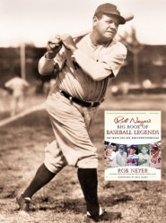by: MLB PHOTOS, The story about Yankee Babe Ruth's famous at-bat, in which he supposedly calls the legendary home run against the Cubs in the World Series, is just that, according to Rob Neyer, who researched it – and many other tales – for his latest book. After this book, Neyer says he plans to take a break on book writing and concentrate on his ESPN.com duties.