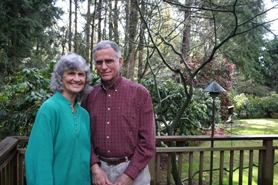 by: Shasta Kearns Moore, Grassroots activists and volunteers for sustainability, Dick and Jeanne Roy have used their Hillsdale home several times over the years for their classes on sustainability. Their latest effort teaches people to be more effective grassroots organizers.