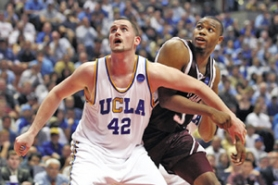 "by: Lisa Blumfeld, ""I'm just really so proud of how well he performs under such pressure,"" former NBA player Stan Love says about son Kevin, who has helped lead UCLA to the Final Four."