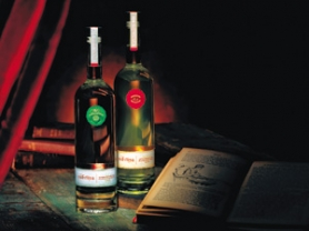 by: ©2007 POLARA STUDIOS INC., Sub Rosa Spirits puts a heady spin on vodkas, infusing them with tarragon, saffron and more.