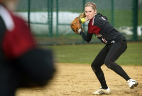by: JAIME VALDEZ, A TOP TIMBERWOLF — Senior Jordan Skinner, who has signed to play college softball at the University of Wisconsin, returns at shortstop for Tualatin.