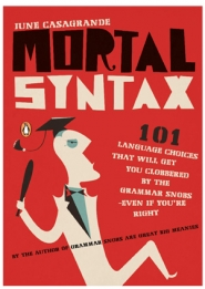 by: , 'Mortal Syntax'