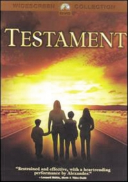 "by: COURTESY OF PARAMOUNT WIDESCREEN COLLECTION, Starring Jane Alexander and a young Lukas Haas, 1983's ""Testament"" sure could scare a kid growing up in the Cold War era."