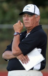 by: , Tom Smythe most recently coached in Vancouver, Wash. He led Lakeridge to its only football state championship in school history and will return to end his career with the Pacers for the 2009 season.