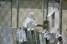 "by: COURTESY OF Randall Mikkelsen-Pool, President Barack Obama has ordered the military detention camp at Guantanamo Bay Cuba to be closed within a year. Portland lawyer Steven Wax, who has presented seven detainees at Guantanamo, said Obama's move rekindled the United States' ""beacon of liberty that continues to speak so strongly to people around the world."""