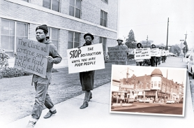 by: Historic photos courtesy of Oregon Historical Society, Historic photos courtesy of Oregon Historical Society